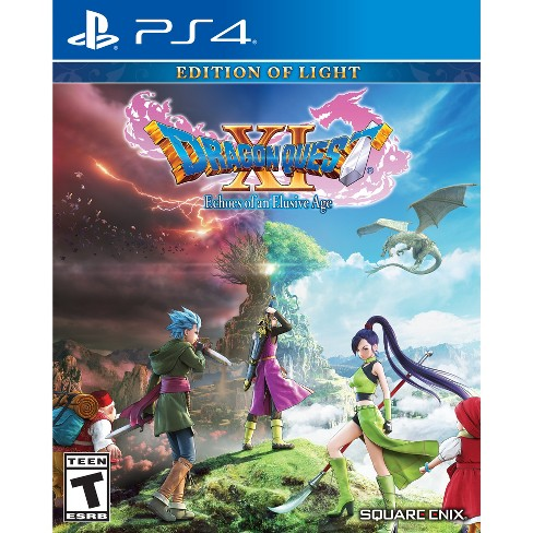 Dragon Quest XI: Echoes of an Elusive Age - PlayStation 4 - image 1 of 10