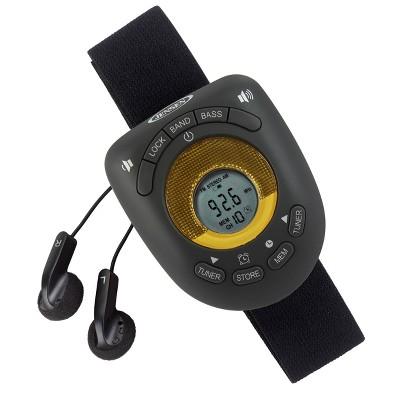 JENSEN AM/FM Armband Radio (SAB-55)