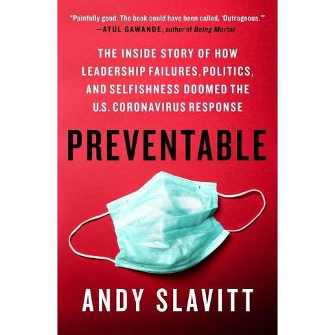 Preventable - by  Andy Slavitt (Hardcover) - image 1 of 1