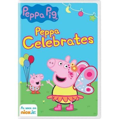 Peppa Pig: Peppa Celebrates (DVD)