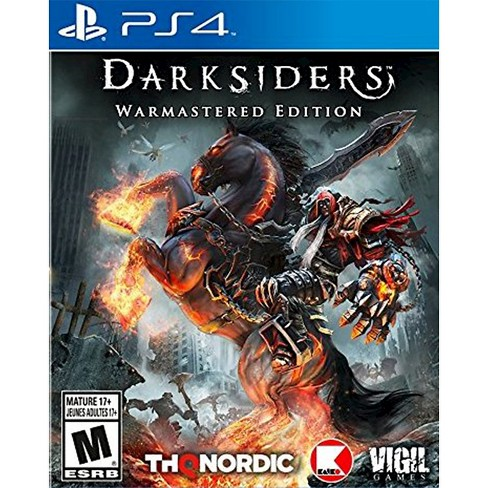 Darksiders: Warmastered Edition PlayStation 4 - image 1 of 1