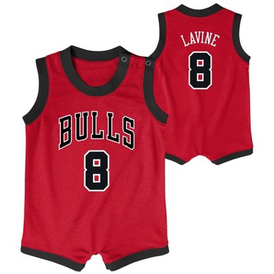 NBA Chicago Bulls Baby Boys' Onesies