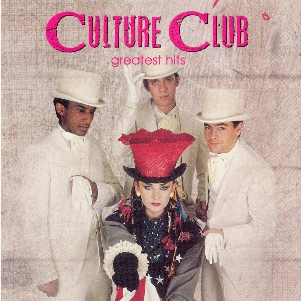 Culture Club - Greatest Hits (CD)