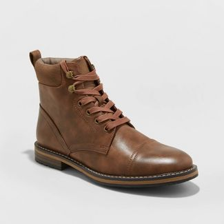 Men's Jeffery Fashion Boots - Goodfellow & Co™ Tan