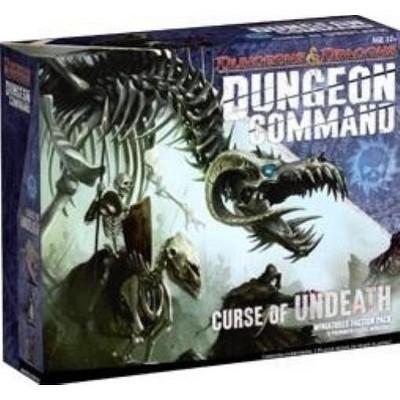 Curse of Undeath Board Game