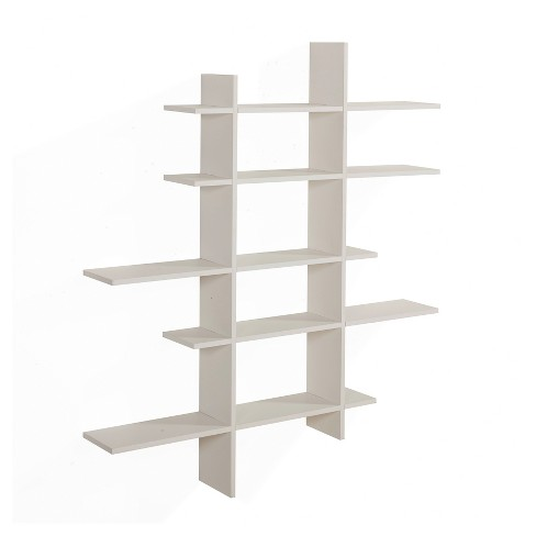 "51"" x 45"" Five Tier Asymmetric Shelf - Danya B. - image 1 of 3"