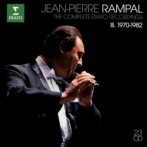 Jean-pierre rampal - Complete erato recordings:Vol 3 (CD) - image 1 of 1