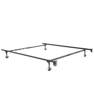 Jubilee Mattress Hercules Standard Adjustable Metal Bed Frame - Twin/Full/Queen