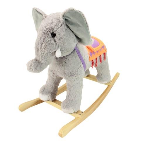 Animal Adventure Circus Rocker - Elephant - image 1 of 3