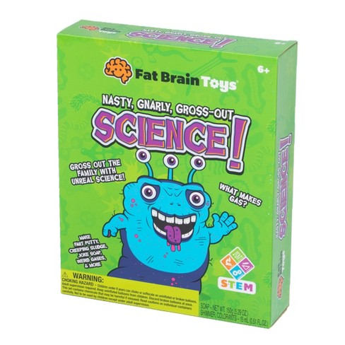 Fat Brain Toys Disgusting Science Kit FB392-1 - image 1 of 2