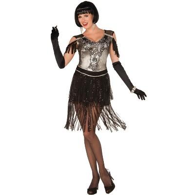 Forum Novelties Enchanting Flapper Adult Costume