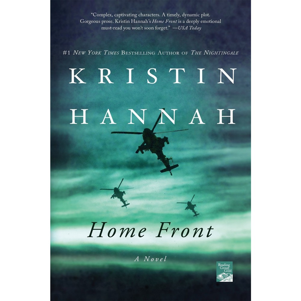 Home Front (Reprint) (Paperback) by Kristin Hannah Coupons