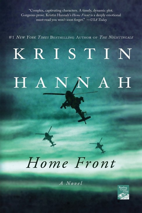 Home Front (Reprint) (Paperback) by Kristin Hannah - image 1 of 1
