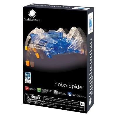 Smithsonian Robo-Spider Science Kit