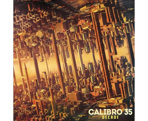 Calibro 35 - Decade (Vinyl) - image 1 of 1