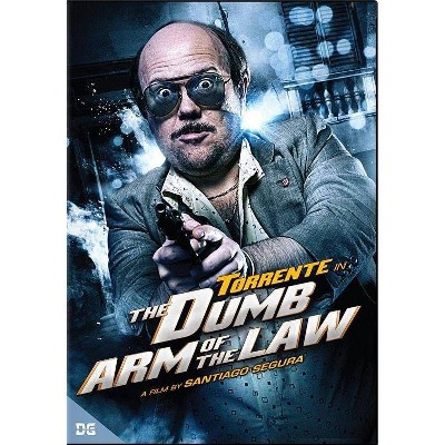 Torrente: The Dumb Arm of the Law (DVD)(2017)