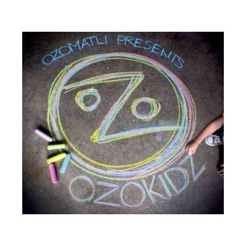 Ozomatli - Ozomatli Presents Ozokidz (CD) - image 1 of 1