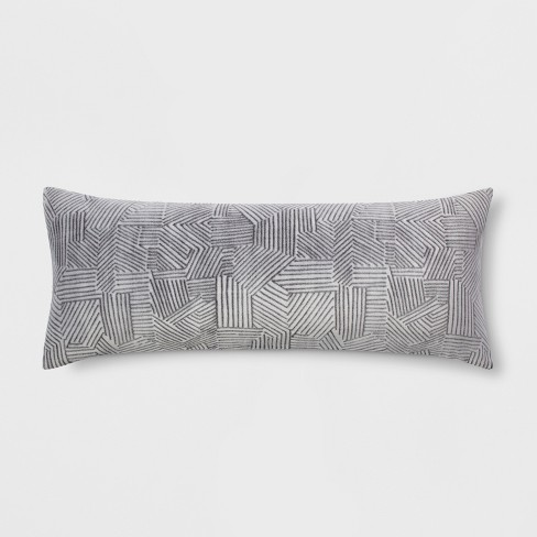 Embossed Body Pillow Cover - Room Essentials™ - image 1 of 2