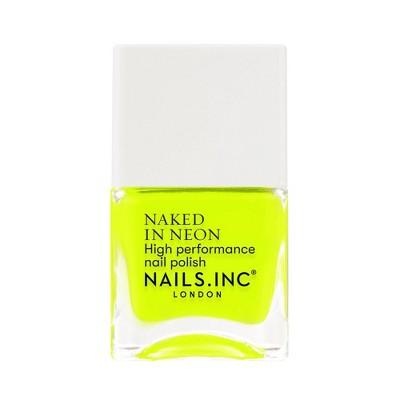 Nails.INC Naked in Neon Nail Polish - 4.6 fl oz