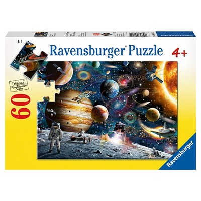 Ravensburger Outer Space Puzzle 60pc