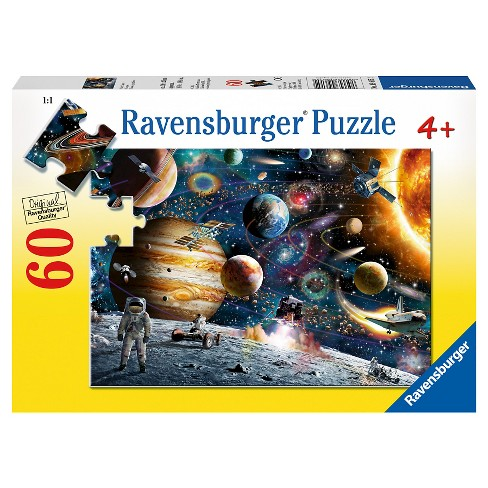 Ravensburger Outer Space Puzzle 60pc - image 1 of 2