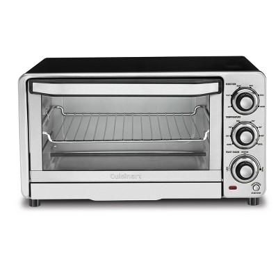 Cuisinart Custom Classic Toaster Oven Broiler - Stainless Steel - TOB-40N