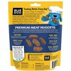 Blue Dog Bakery Protein Nuggets Beef, Peas and Carrots Dog Treats - 6oz - image 2 of 2
