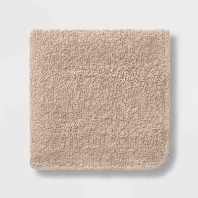 6pk Washcloth Tan - Room Essentials™