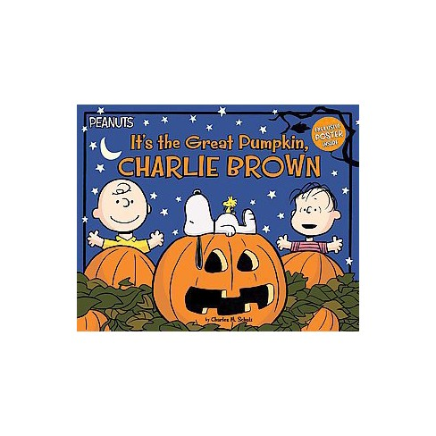 It's the Great Pumpkin, Charlie Brown ( Peanuts) (Paperback) by Charles M. Schulz - image 1 of 1
