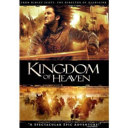 Kingdom Of Heaven Dvd 2005 Target