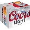 Coors Light Beer - 20pk/12 fl oz Bottles - image 2 of 3