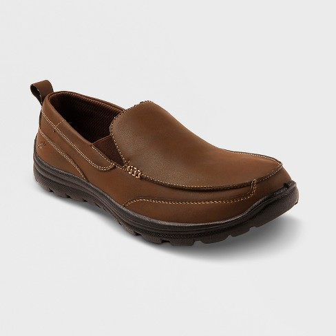 Men's Deer Stags Everest Slip-on Casual Loafers - Brown - image 1 of 7