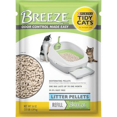 Tidy Cat Breeze Litter Pellets - 3.5lbs