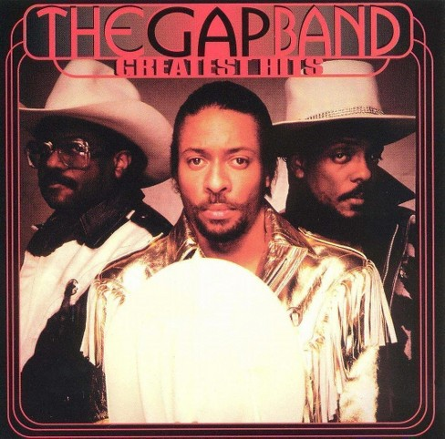 Gap Band - Greatest Hits (CD) - image 1 of 1