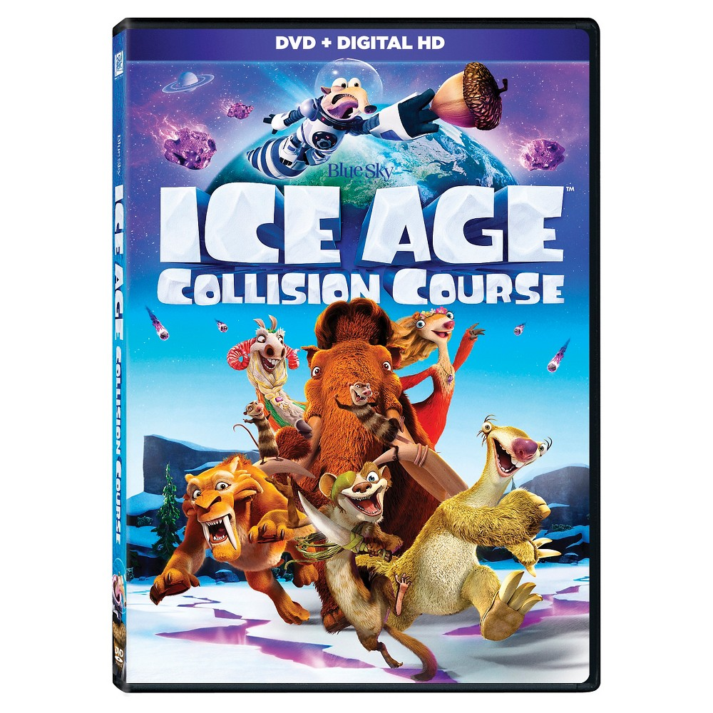 Ice Age 5 - Collision Course (Dvd + Digital HD)