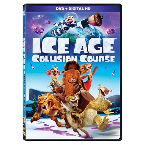 Ice Age 5 Collision Course Dvd Digital Hd Target