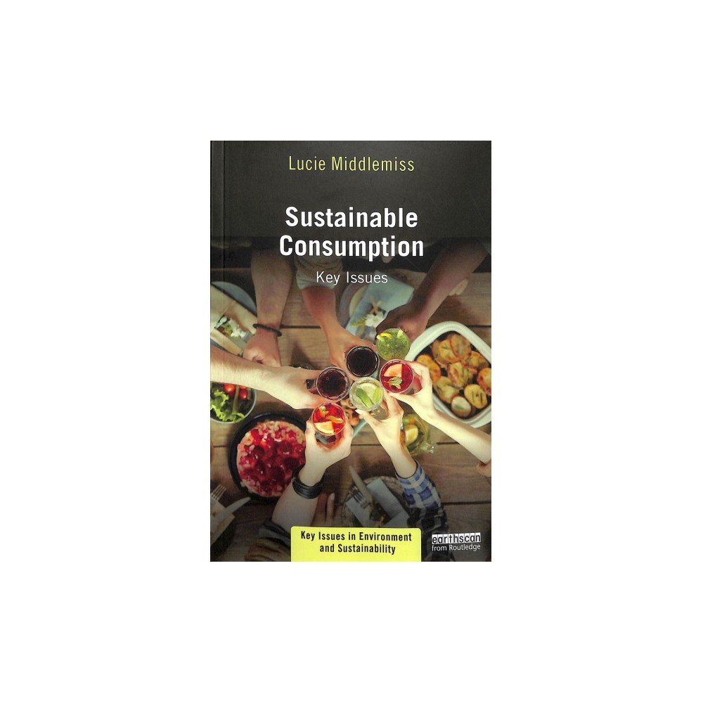 Sustainable Consumption : Key Issues - by Lucie Middlemiss (Paperback)