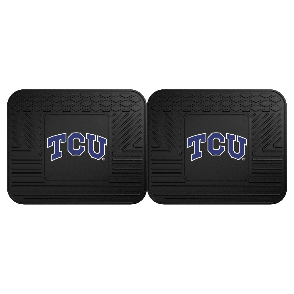 NCAA Tcu Horned Frogs FanmatsAutomotive Cargo Mat