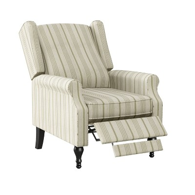 Lise Wingback Push Back Recliner Chair - ProLounger