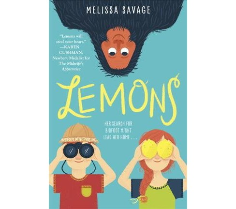 Lemons -  by Melissa Savage (Hardcover) - image 1 of 1