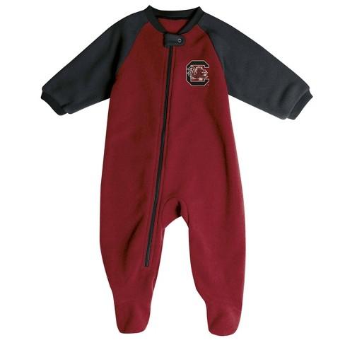 NCAA South Carolina Gamecocks Infant Blanket Sleeper - image 1 of 2