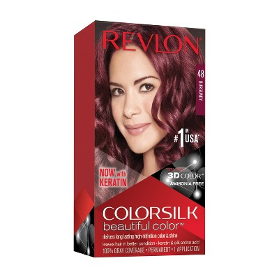 Revlon Colorsilk Beautiful Permanent Hair Color - 4.4 fl oz