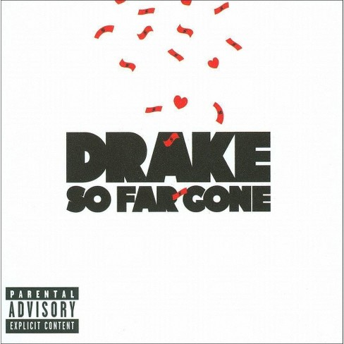 Drake - So Far Gone [Explicit Lyrics] (CD) - image 1 of 1