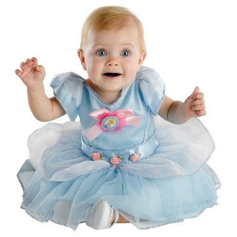 Girls' Cinderella Infant Costume - image 1 of 1
