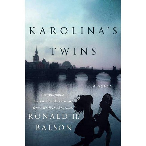 Karolina's Twins - (Liam Taggart and Catherine Lockhart) by  Ronald H Balson (Hardcover) - image 1 of 1