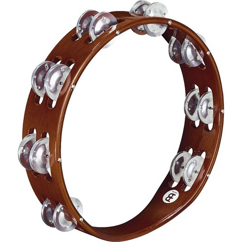 Meinl Wood Tambourine Two Rows - image 1 of 2
