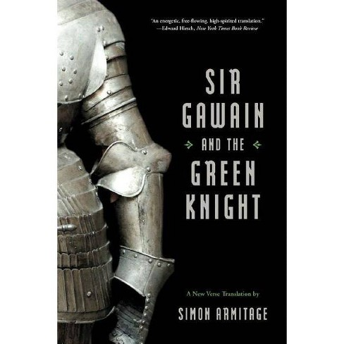 Sir Gawain and the Green Knight - by  Simon Armitage (Paperback) - image 1 of 1