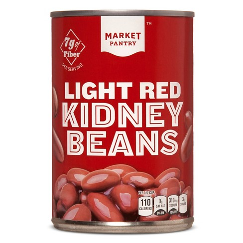 Light Red Kidney Beans 15.5 oz - Market Pantry™ - image 1 of 1