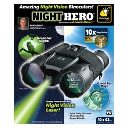 As Seen on TV Atomic Night Hero Binoculars