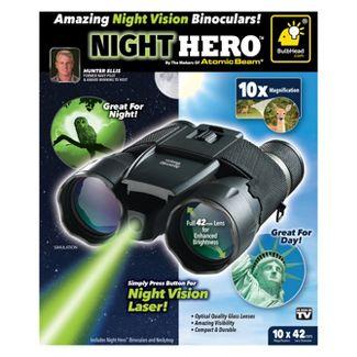 As Seen on TV Atomic Night Hero Binoculars